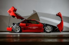 Ferrari F40_Tiriac Collection (26)