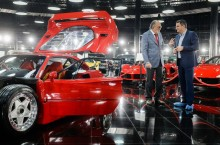 Foto eveniment Ferrari F40_Tiriac Collection_16.02 (10)