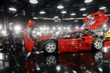 Foto eveniment Ferrari F40_Tiriac Collection_16.02 (12)