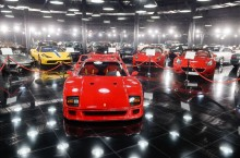Foto eveniment Ferrari F40_Tiriac Collection_16.02 (2)