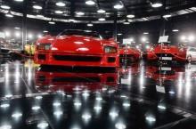 Foto eveniment Ferrari F40_Tiriac Collection_16.02 (3)
