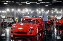 Foto eveniment Ferrari F40_Tiriac Collection_16.02 (6)