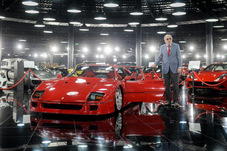 Foto eveniment Ferrari F40_Tiriac Collection_16.02 (8)