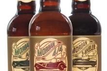 Morgan Beer Bottles