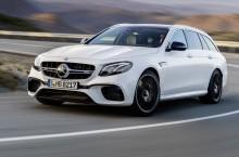 Mercedes-AMG E 63 S 4MATIC+ Estate, sau cum să îți teleportezi copii la școală