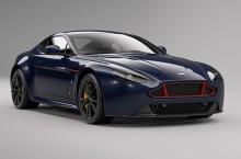 Aston Martin Vantage S: Ediție inspirată de Red Bull Racing