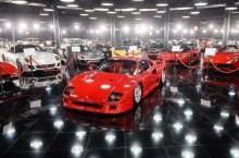 Iconicul Ferrari F40 completează acum portofoliul galeriei Țiriac Collection