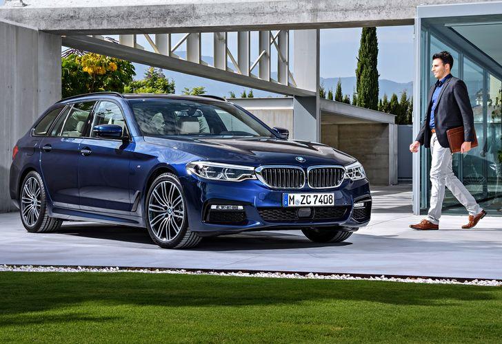 Noul BMW Seria 5 Touring – Toate detaliile despre cel mai dinamic break din clasa business