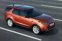 VIDEO: Noul Land Rover Discovery a sosit în România