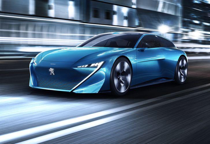 VIDEO: Peugeot Instinct – Conceptul libertății augmentate