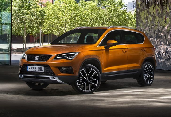 "SEAT Ateca a primit premiul ""Best Buy Car of Europe 2017"" acordat de AUTOBEST"