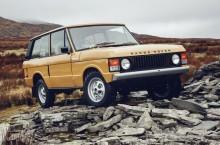 VIDEO: Range Rover Reborn – Renașterea SUV-ului de lux original costă 135.000 de lire sterline