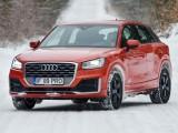 Test Audi Q2 – Q7 sculptat în bob de orez