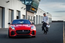 Noul Jaguar F-TYPE debutează cu aplicație dedicată pentru GoPro