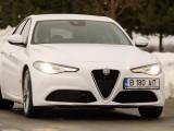 Test Alfa Romeo Giulia: mai puțină emoție, mai multă rațiune