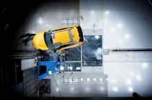 The new Volvo XC60 - Crash tests