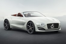 VIDEO:  Bentley EXP 12 Speed 6e – Viziunea electrică
