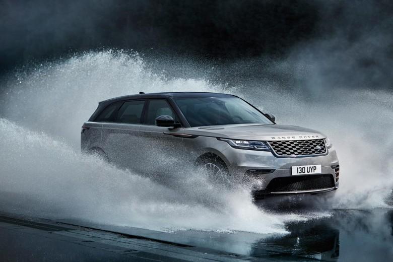 Range Rover Velar: punct ochit, punct lovit