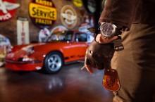 VIDEO: REC 901 – Ceasul făcut din bucăți de Porsche 911 clasic