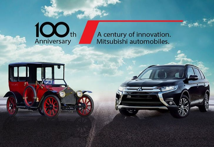 OPEN 100_de_ani_de_istorie_Mitsubishi