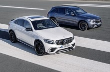 Mercedes-AMG GLC S 63 4MATIC+: Cel mai performant SUV compact