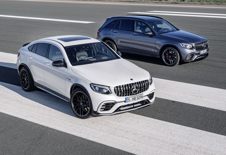 Mercedes-AMG GLC S 63 4MATIC+: Cel mai performant SUV compact