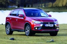 Test Drive: Mitsubishi ASX – Strategie prudentă