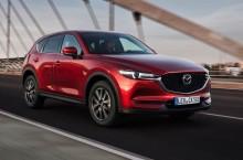 Noua Mazda CX-5 a sosit în România cu prețuri de la 22.490 de euro cu TVA