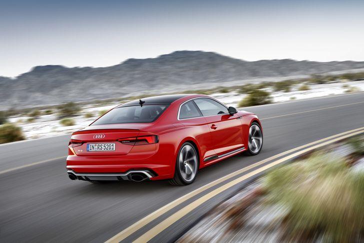 Audi RS 5 Coupé