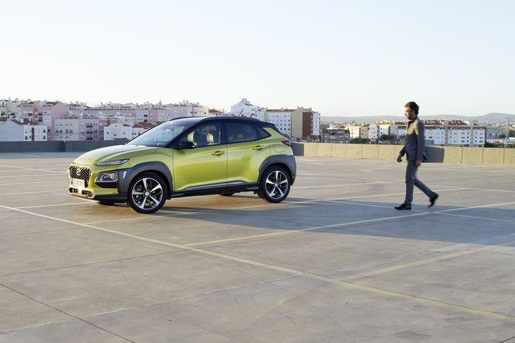 VIDEO: Hyundai Kona vizează clientela europeană cosmopolită
