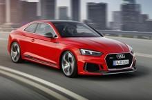 Audi RS 5 Coupe urcă în ring cu BMW M4
