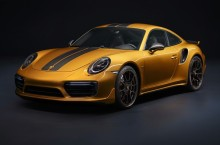 Porsche 911 Turbo S Exclusive Series – 607 CP îmbrăcați exclusivist
