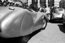 "BMW 328 ""Mille Miglia"" 'trouser-crease' Roadster"