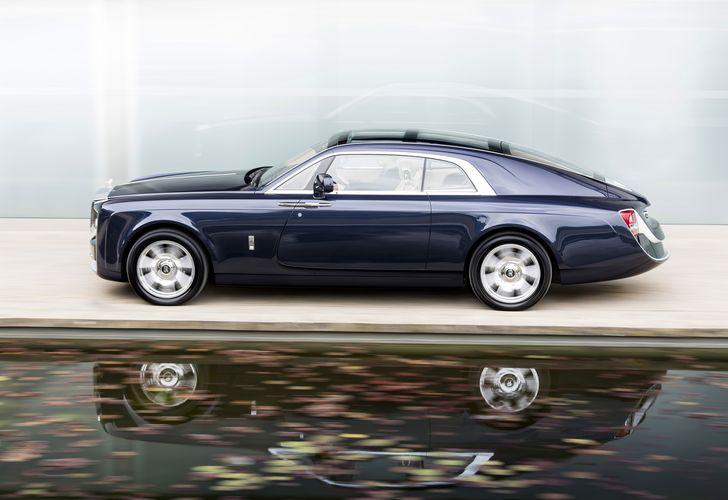 VIDEO: De ce costă Rolls-Royce Sweptail mai mult decât patru Bugatti Chiron?