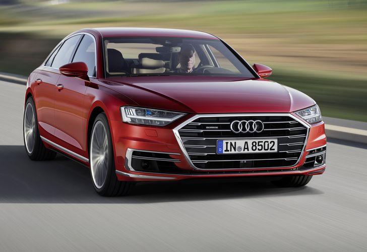 VIDEO: Noul Audi A8 – Luxul de a interacționa cu viitorul