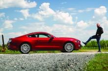 Alex Dona și Ford Mustang: Efectul Steve McQueen