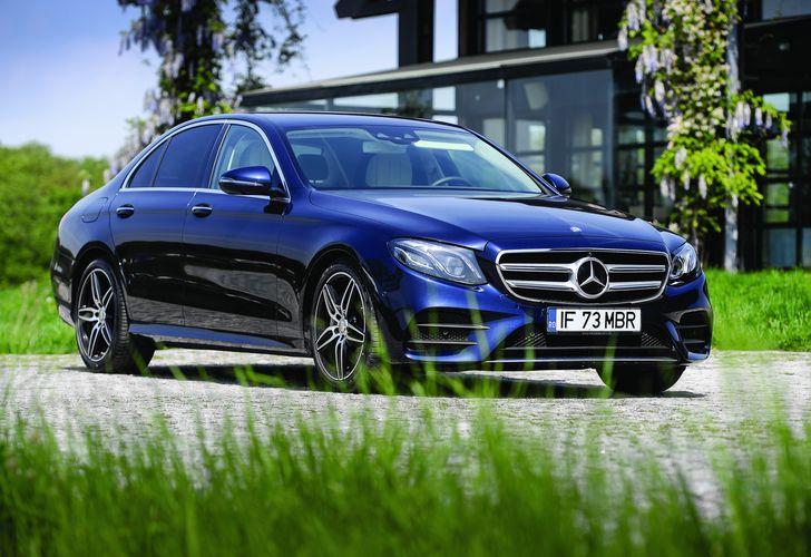 Test Drive: Mercedes-Benz E400 – Argumentul eului