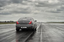 Jaguar XJR575 Fastest Interview Image 02