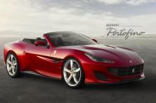 Ferrari Portofino – Pasiune picată din senin