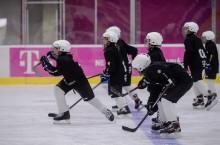 patinaorul Telekom Arena - echipa juniori Telekom