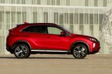 Noul SUV Coupé Mitsubishi Eclipse Cross expus în premieră în România