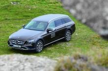 Test Drive: Mercedes-Benz Clasa E All-Terrain  – Criza vârstei mijlocii