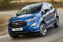 Ford EcoSport – Construit în România, pentru 4 continente