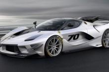 Ferrari FXX-K Evo – Spintecătorul de aer