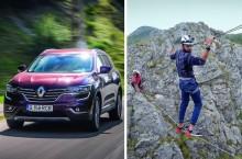 Test Drive: Renault Koleos – Evadare din cotidian