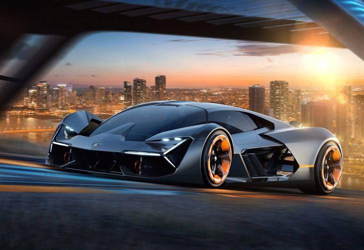 Lamborghini Terzo Millennio deschide calea către supersportive electrice