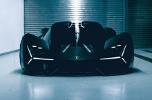 Lamborghini Terzo Millennio 10