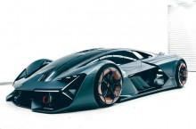 Lamborghini Terzo Millennio 4