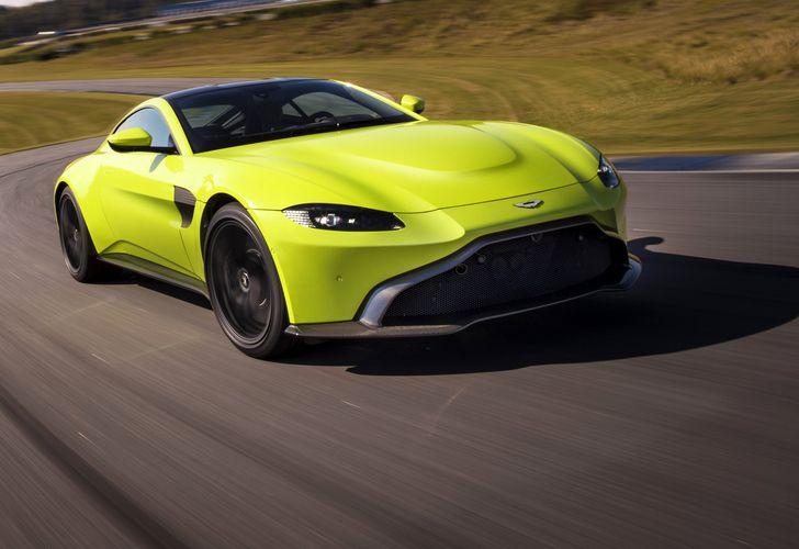 VIDEO: Aston Martin Vantage – Frumusețe neîmblânzită