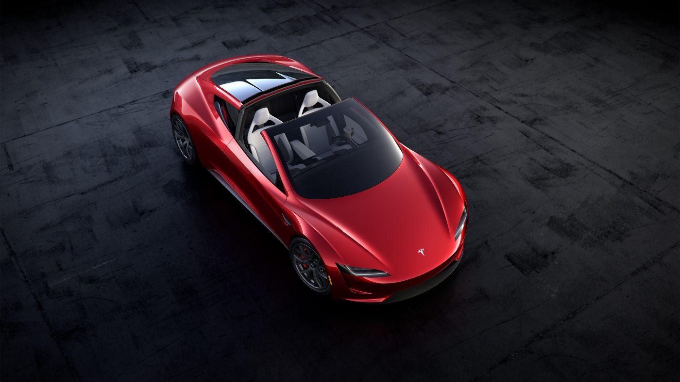 Tesla Roadster 6